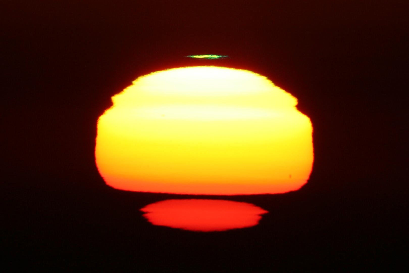 Le soleil – coucher et lever « Photographies du ciel on